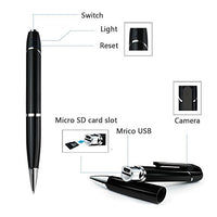 WiFi Hidden Camera Pen for Smartphones