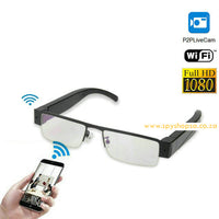 Spy Glasses for Smartphones - Spy Shop SA