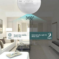 Light Bulb Spy Camera, Wireless WiFi
