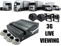 3G Vehicle CCTV MDVR System