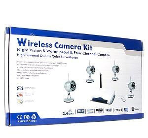 Wireless CCTV Security