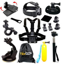8-in-1 Accessories for GoPro