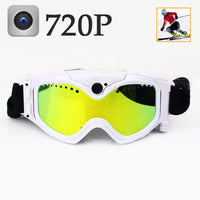 Ski and Snow Goggles Camera - Spy Shop SA
