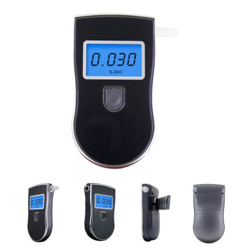 Digital Breathalyser  - Spy Shop SA