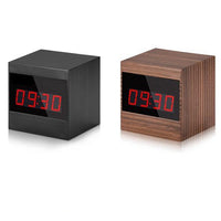 Cube Spy Clock - Night Vision - Spy Shop SA