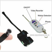 DIY Spy Camera Motion Mode, Remote, Wide Angle - Spy Shop SA