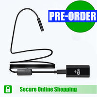 Endoscope Camera for Smartphones - Spy Shop SA