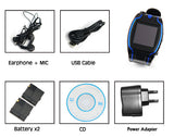 GPS Tracker, Watch and Cellphone
