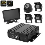 Mobile DVR 4 Channel - Spy Shop SA