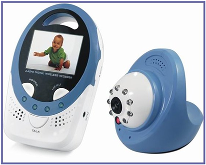 Night Vision Baby Monitor - Spy Shop SA