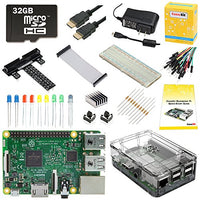 Raspberry Pi 3 Ultimate Starter - Spy Shop SA