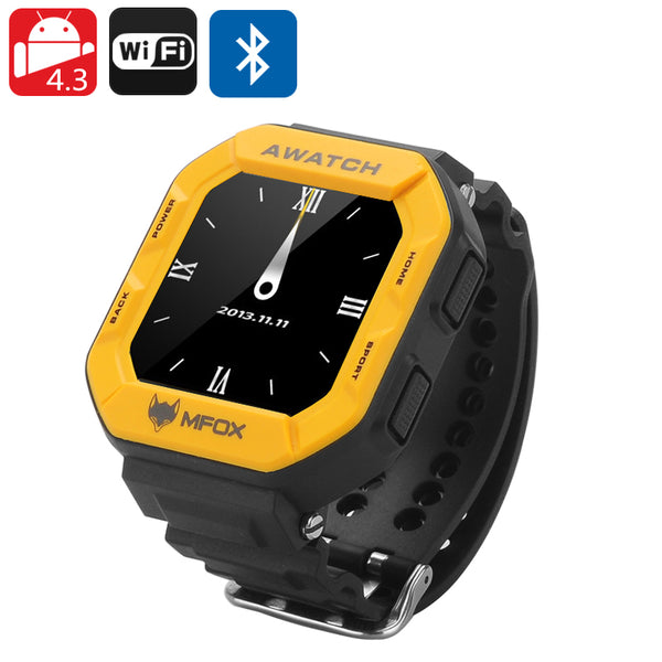 Smart Android Watch - Spy Shop SA