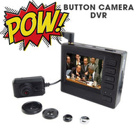 Spy Button Camera with DVR