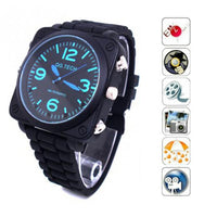 Spy Watch with Night Vision - Spy Shop SA