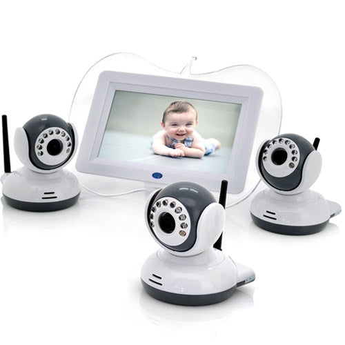 Wireless Baby Monitor With Night Vision - Spy Shop SA