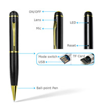 Affordable HD Spy Pen