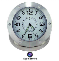 Cheap Silver Camera Clock
