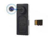 Cheap Button Spy Camera  - Spy Shop SA