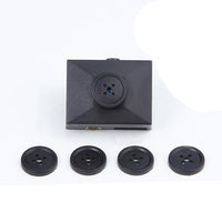 Spy Camera Button with Motion Detection - Spy Shop SA