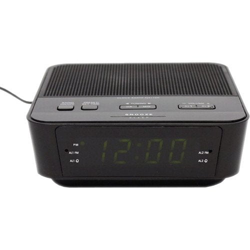 Digital Hidden Camera Clock