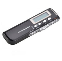 Digital Voice and Telephone Recorder - Spy Shop SA