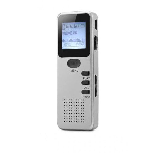 Digital Voice Recorder - Spy Shop SA