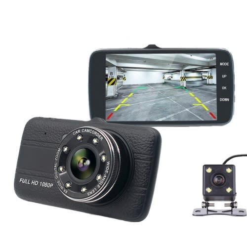 Dual View Dash Camera - Spy Shop SA