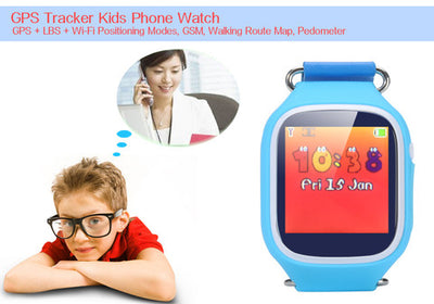 Kids Tracking Watch