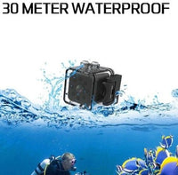 Grylls Waterproof Mini Camera