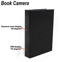 Spy Camera Book - Spy Shop SA