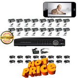 Affordable - 16 Channel CCTV System - Spy Shop SA