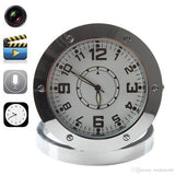 Cheap Spy Clock with Motion Detection - M2 - Spy Shop SA