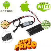 DIY Spy Camera for Smartphones - WiFi - Spy Shop SA