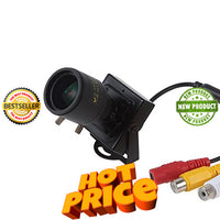 Mini CCTV Spy Camera with Zoom - Spy Shop SA