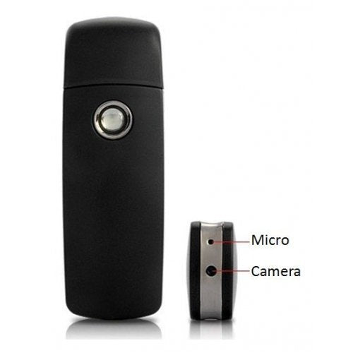 USB Motion Detection Spy Camera - Spy Shop SA