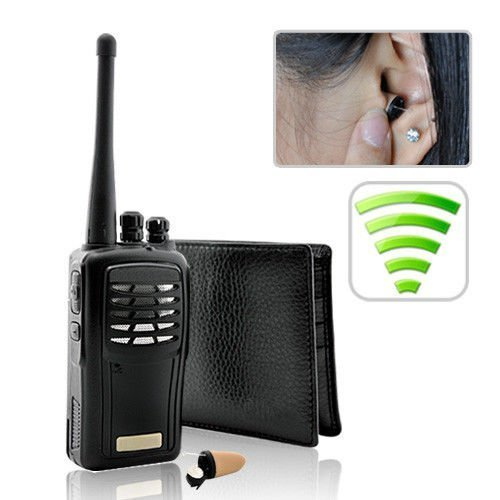 Wireless Audio Spy Bug - Spy Shop SA