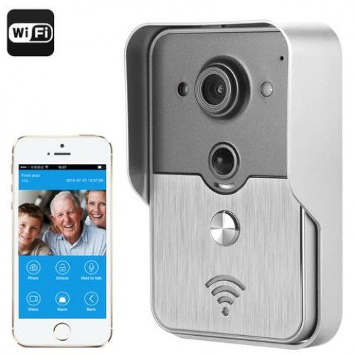 Video Intercom System with WiFi - Spy Shop SA