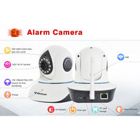 Nanny Camera Alarm System - Spy Shop SA