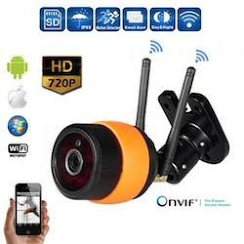 Outdoor IP CCTV Camera - Spy Shop SA