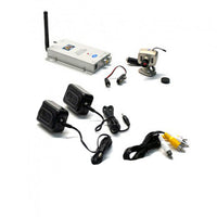 Mini CCTV Camera and Receiver - Spy Shop SA
