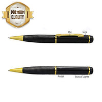HD Spy Camera Pen - Spy Shop SA