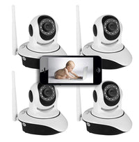 Baby Monitor for Smartphones - 4 Pack