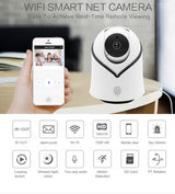 Smart Wireless Nanny Camera