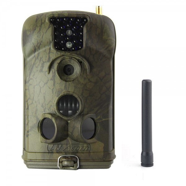 Outdoor Trail Camera with Invisible IR - Spy Shop SA