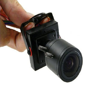Mini CCTV Super Zoom Camera