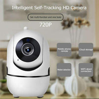 Mini PTZ Nanny Camera with WiFi