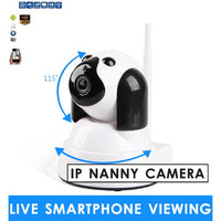 Nanny Camera for Smartphones - M1 - Spy Shop SA