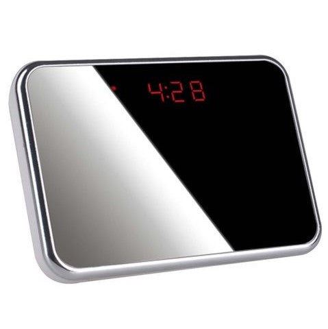 Mirror Clock Spy Camera