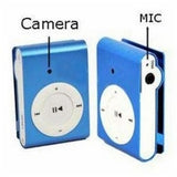 MP3 Player Hidden Camera