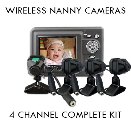 Wireless Baby Monitor - Spy Shop SA